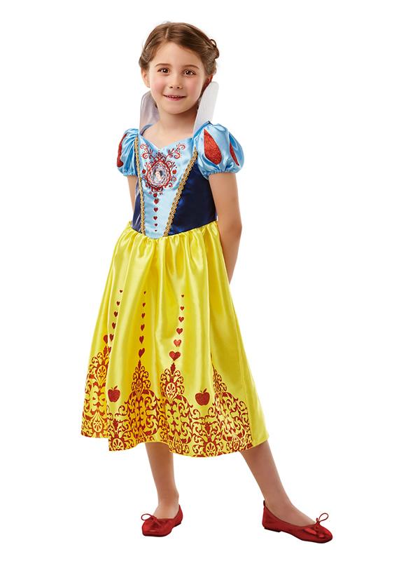 disfraz de blancanieves classic deluxe niña