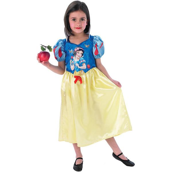 disfraz de blancanieves cuento niña