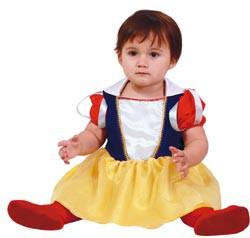 disfraz de blancanieves para bebe