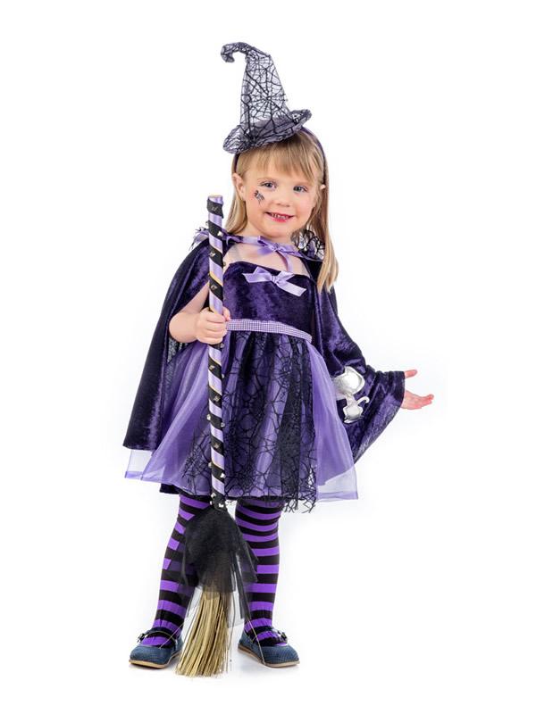 disfraz de bruja arcoiris bebe MB684 - Los 8 mejores Disfraces de Brujas para este Halloween