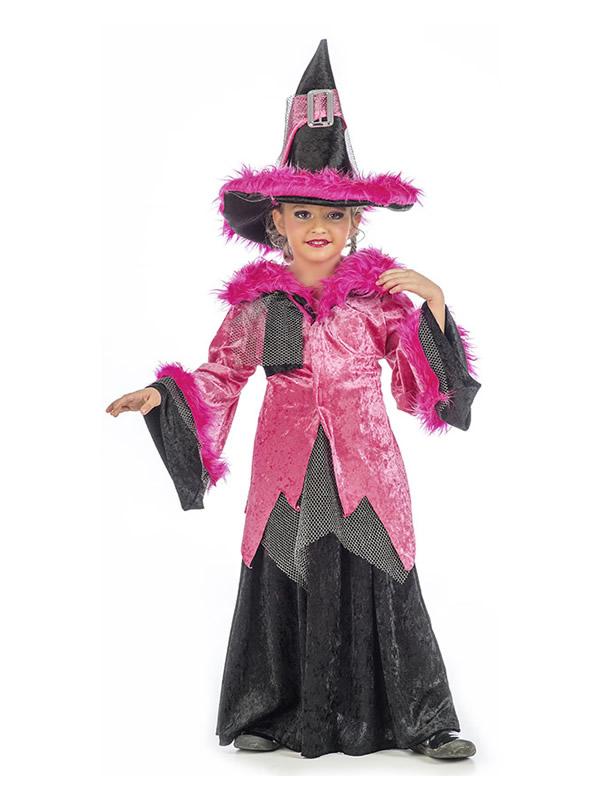 disfraz de bruja caroline para nina MI096 - ¿Que sabes de la historia de las Brujas en Halloween?