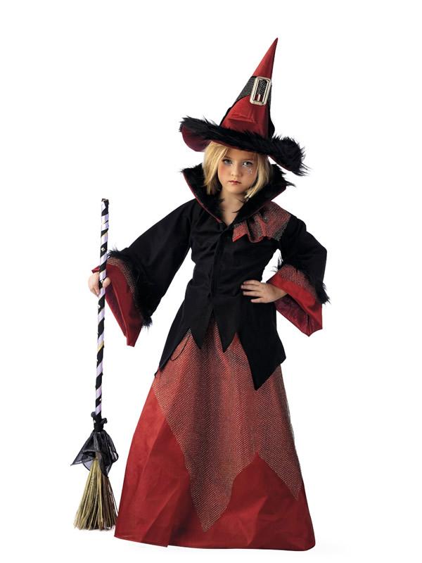 disfraz de bruja dacha nina MI757 - ¿Dónde comprar disfraces infantiles para halloween?