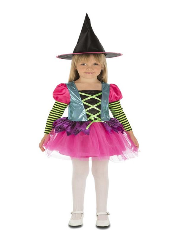 disfraz de brujita telaraña para niña