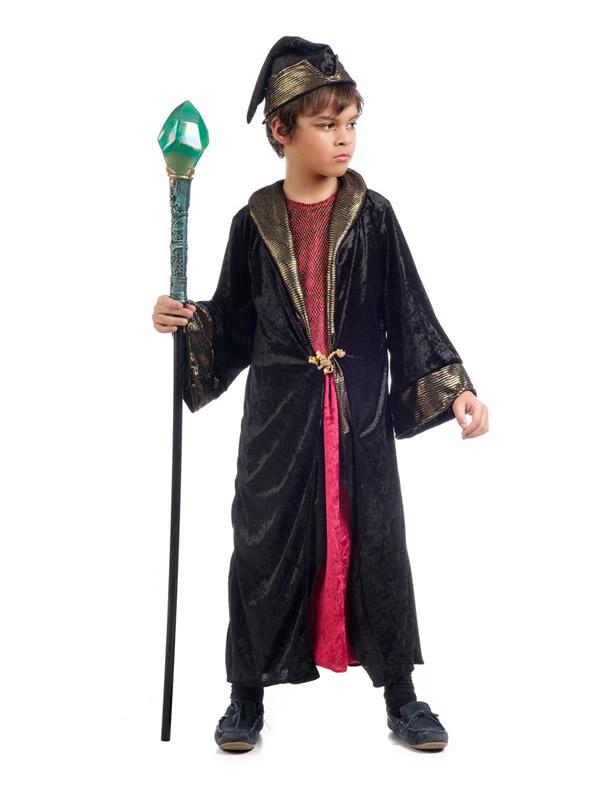 disfraz de brujo aksar para nino MI003 - Los 10 mejores disfraces halloween niños