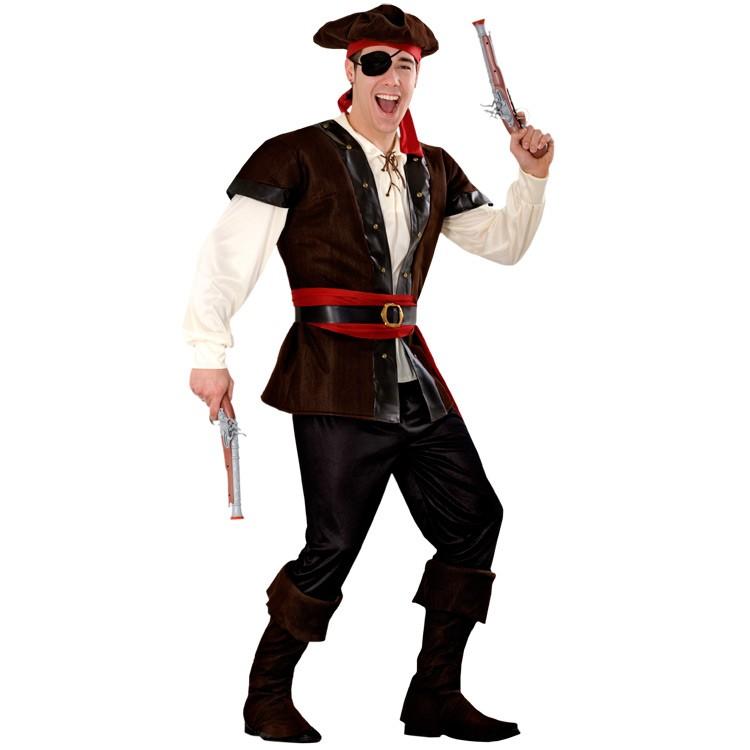 disfraz de bucanero hombre