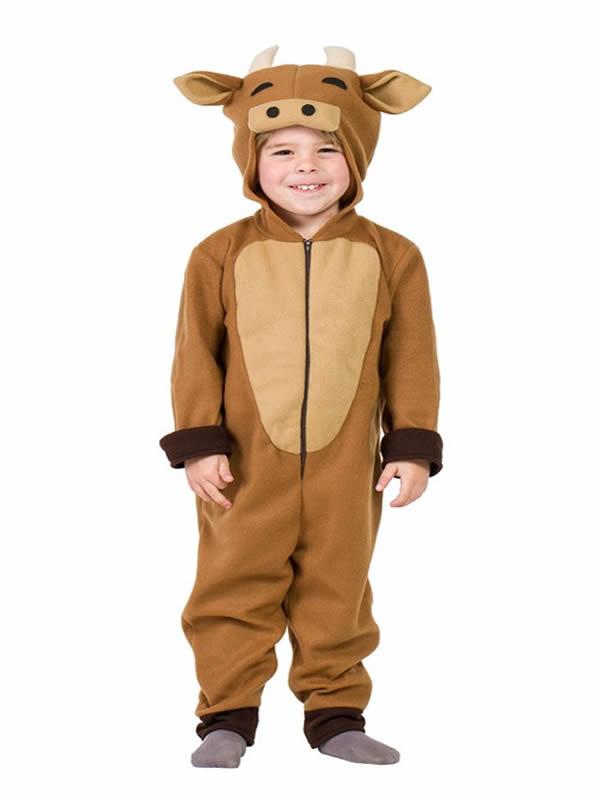 disfraz de buey para niño