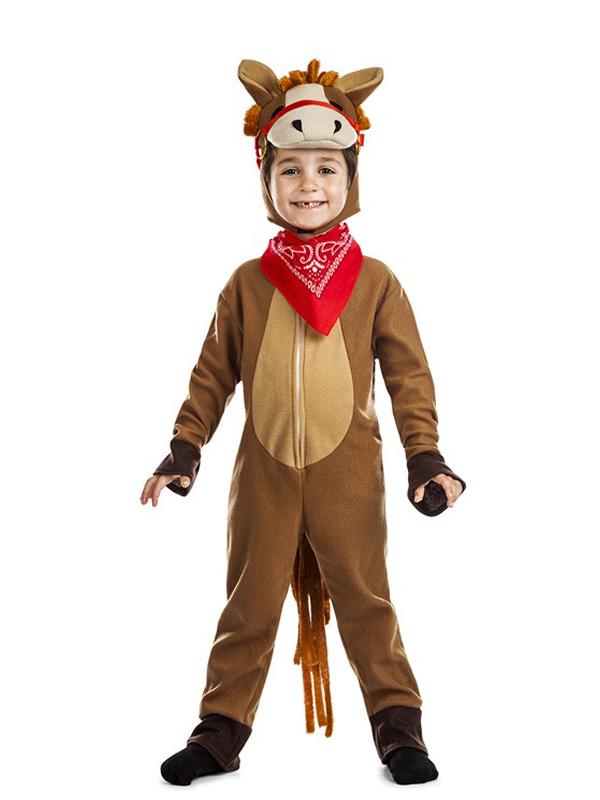 disfraz de caballito para nino k3482 - Los 10 mejores disfraces de animales infantiles para comprar