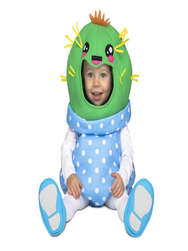 disfraz de cactus para bebe