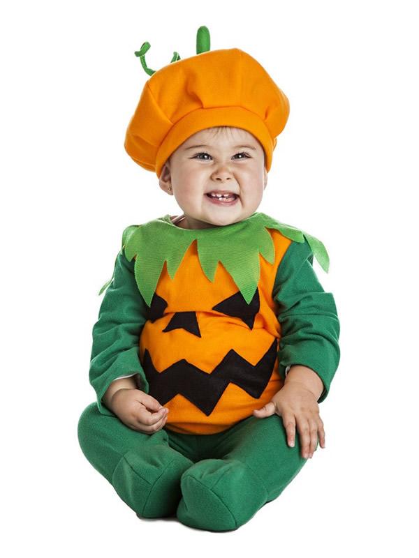 disfraz de calabaza para bebe K1065 - Los 10 mejores Disfraces Infantiles para Halloween