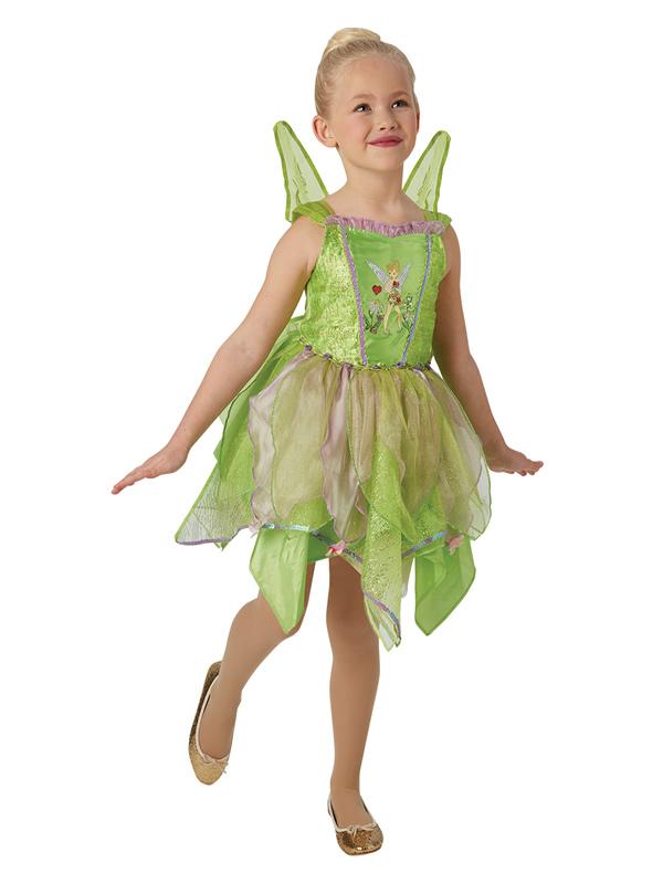 disfraz de campanilla deluxe para nina 77684 0 - Los mejores disfraces en grupo infantil