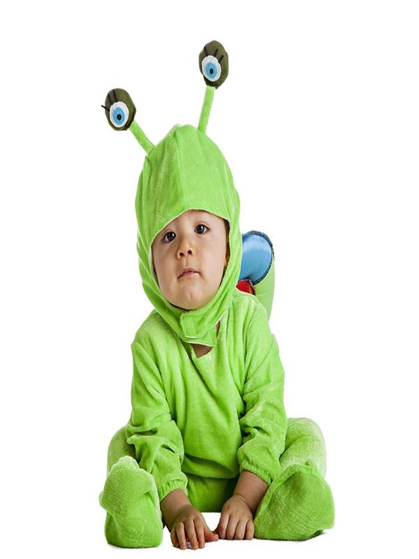 disfraz de caracol para bebe