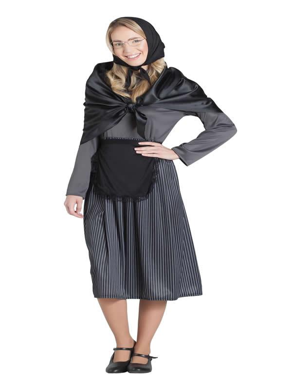 disfraz de castañera mujer adulta