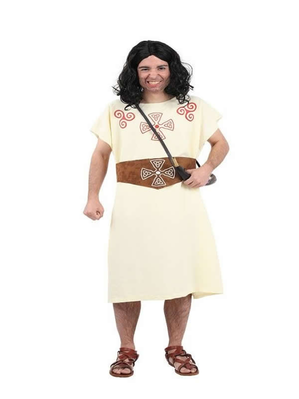 disfraz de celta hombre adulto
