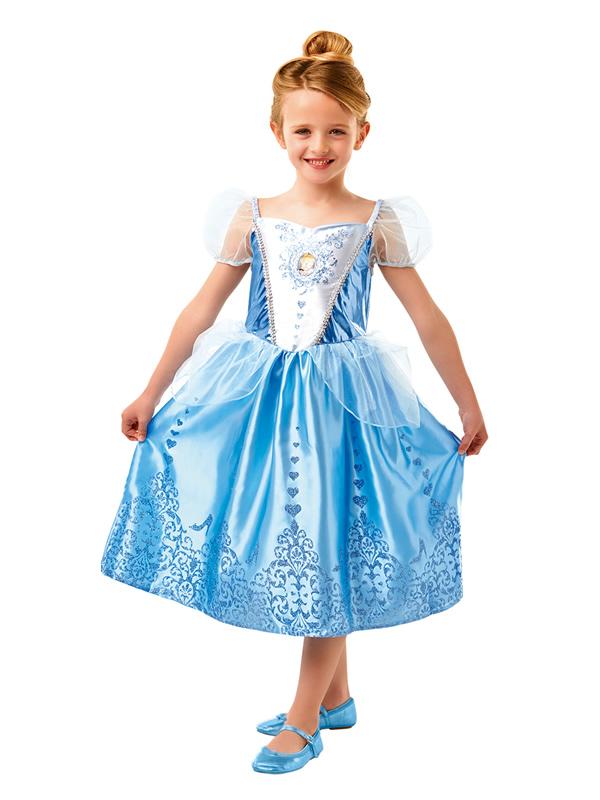 disfraz de cenicienta classic deluxe nina 78109 0 - Los mejores disfraces en grupo infantil