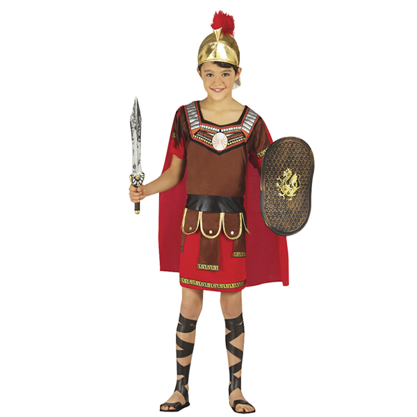disfraz de centurion romano infantil varias tallas egl82543 - Las Mejores Ideas para Regalar Disfraces Infantiles en Navidades