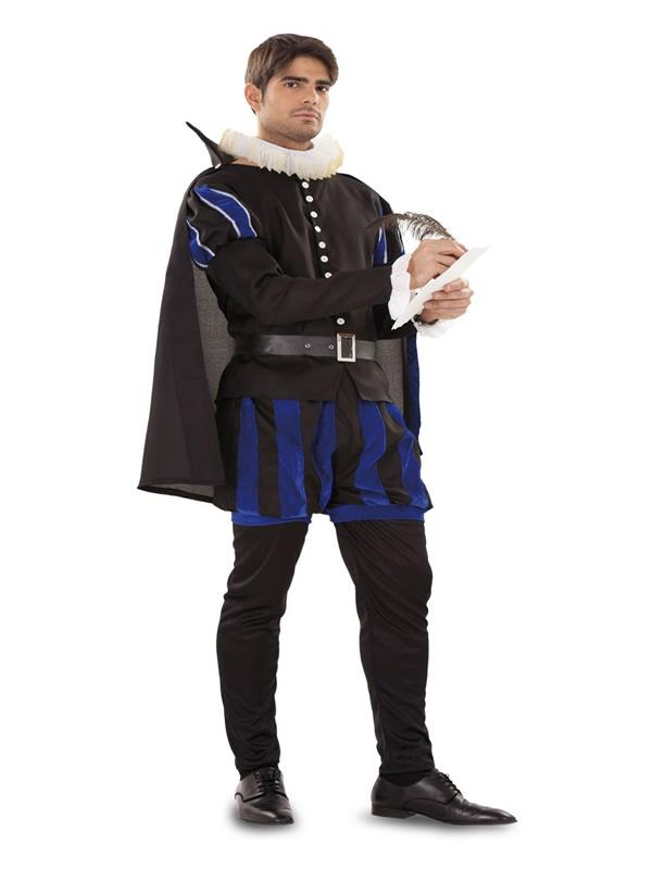 disfraz de cervantes para hombre y01356 - Las mejores ideas en Disfraces Medievales para Hombre
