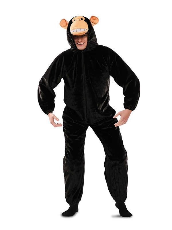disfraz de chimpace para adulto