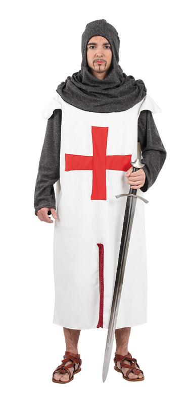 Disfraces medievales mujer caseros