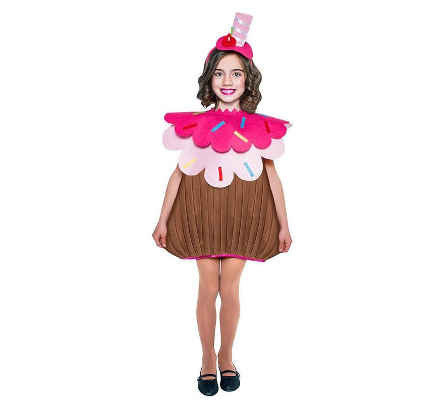 disfraz de cupcake para nina varias tallas egl65349 - Los Disfraces Mas Graciosos y Adorables