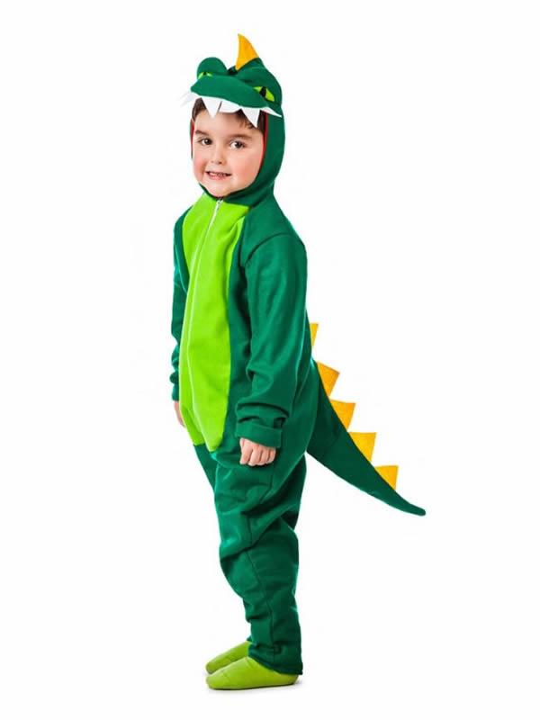 disfraz de dinosaurio verde para nino K3806 - Los 10 mejores disfraces de animales infantiles para comprar