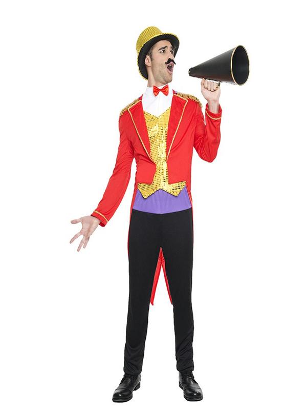 disfraz de domador de circo hombre