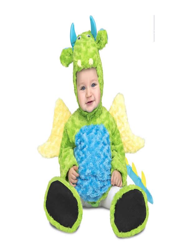 disfraz de dragon peluche para bebe