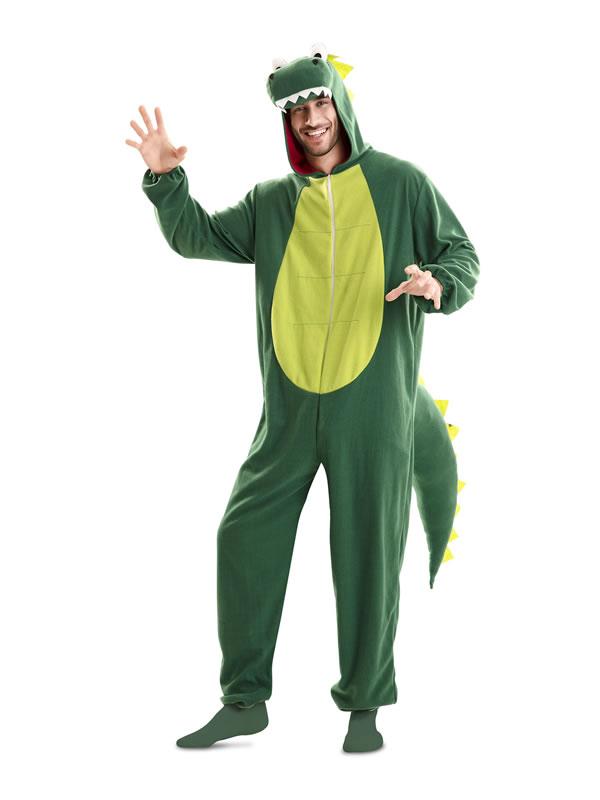 disfraz de dragon verde para hombre