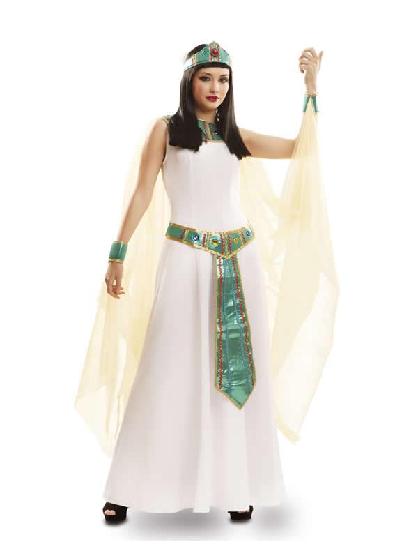 disfraz de egipcia cleopatra mujer
