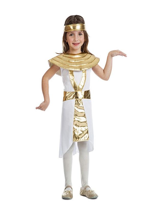 disfraz de egipcia cleopatra para niña
