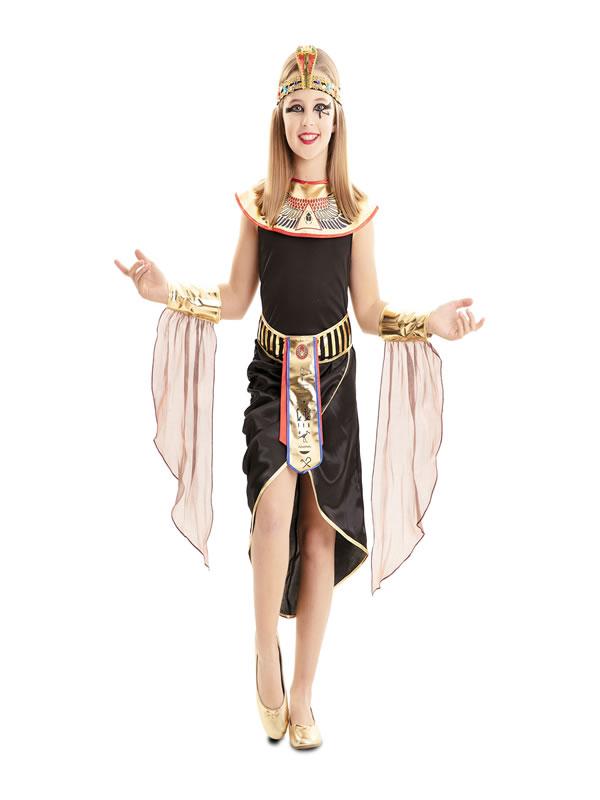 disfraz de egipcia para niña