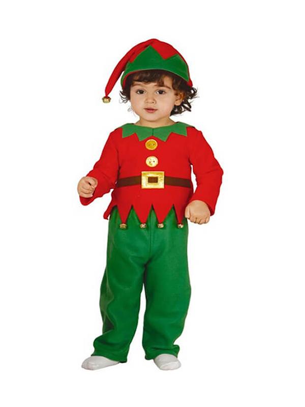 disfraz de elfo baby para bebe
