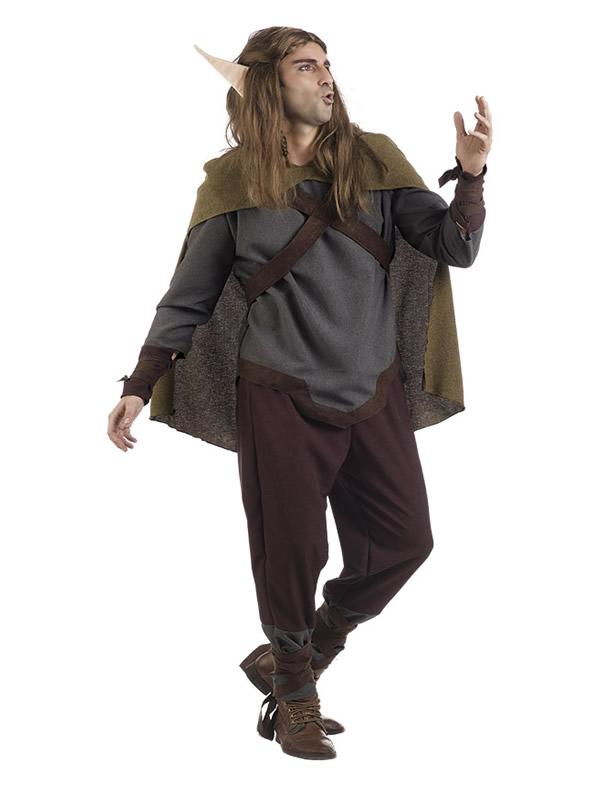 disfraz de elfo deluxe hombre - Disfraz De Elfa