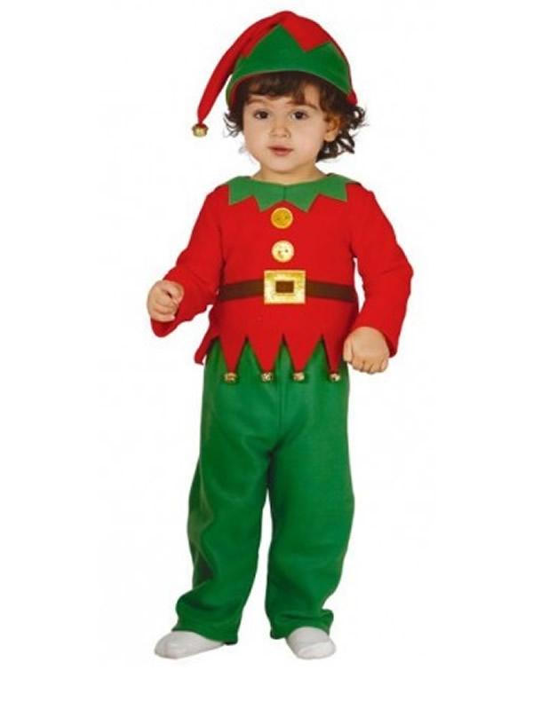 disfraz de elfo para bebe
