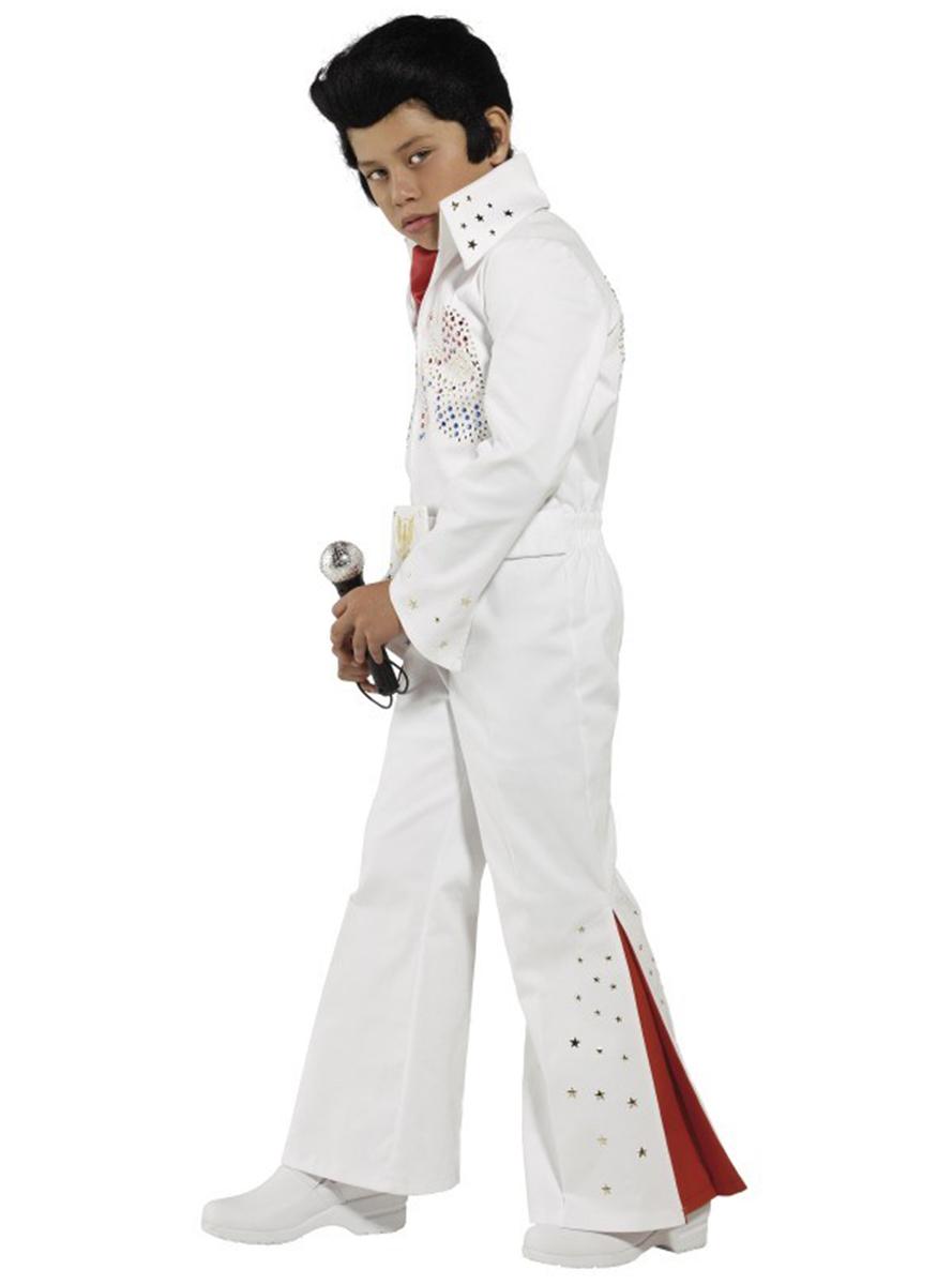 disfraz de elvis presley classic niño