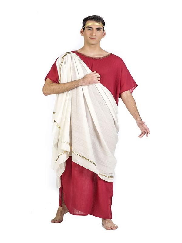 disfraz de emperador augusto hombre MA467 - ¿Cómo celebrar la semana santa con tu disfraz de romano o disfraz de romana y complemento?