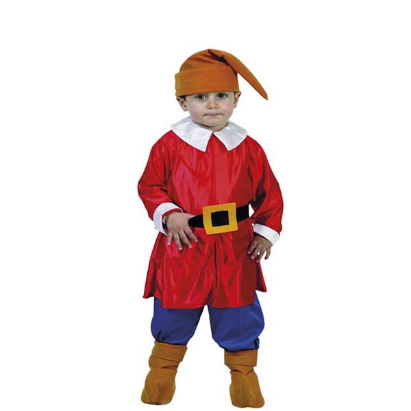 Disfraz Enanito Rojo Infantil Comprar Barato