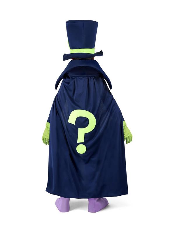 disfraz de enigma superzings para niño