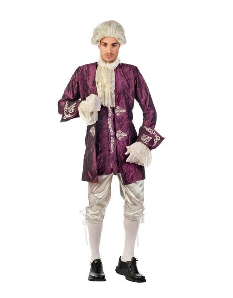 disfraz de epoca casanova hombre