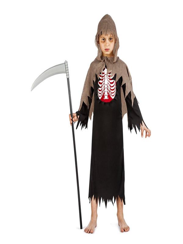 disfraz de espectro esqueleto para nino k - Los 10 mejores disfraces halloween niños