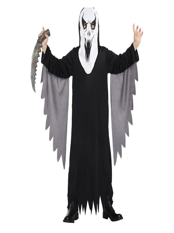 disfraz de fantasma negro para nino K5030 - Los 10 mejores disfraces halloween niños