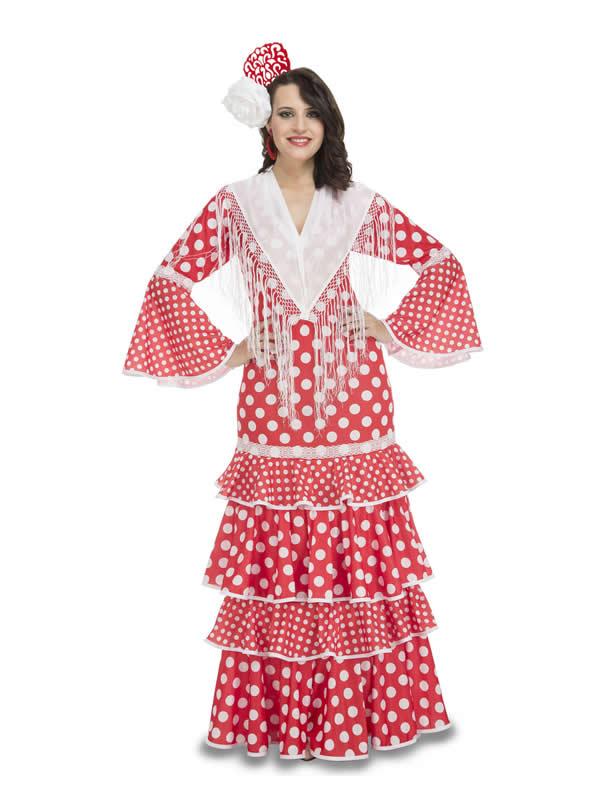 disfraz de flamenca sevilla mujer