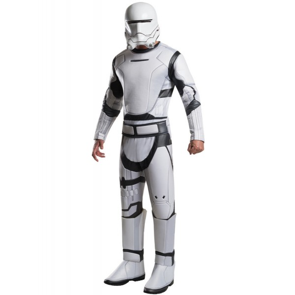 disfraz de flametrooper star wars episodio 7 deluxe hombre