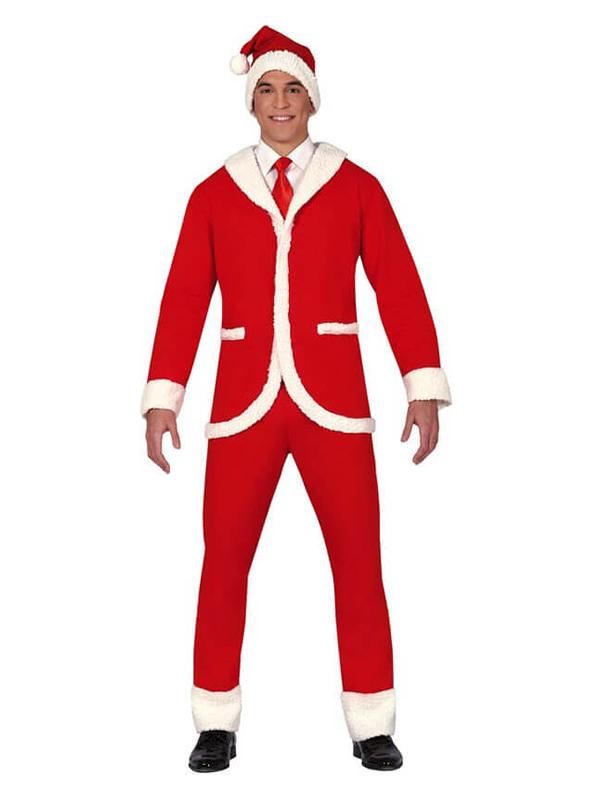 disfraz de gala papa noel para hombre