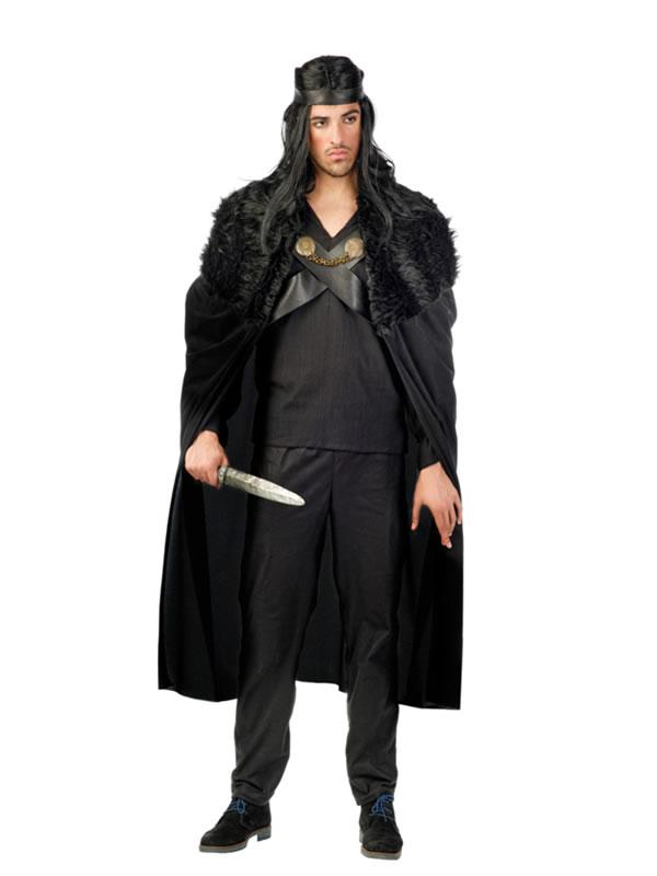 disfraz de guerrero jon nieves hombre li444 - Grandes ideas de disfraces de parejas para el carnaval.