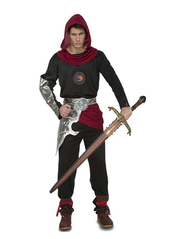 disfraz de guerrero kane fantasia hombre
