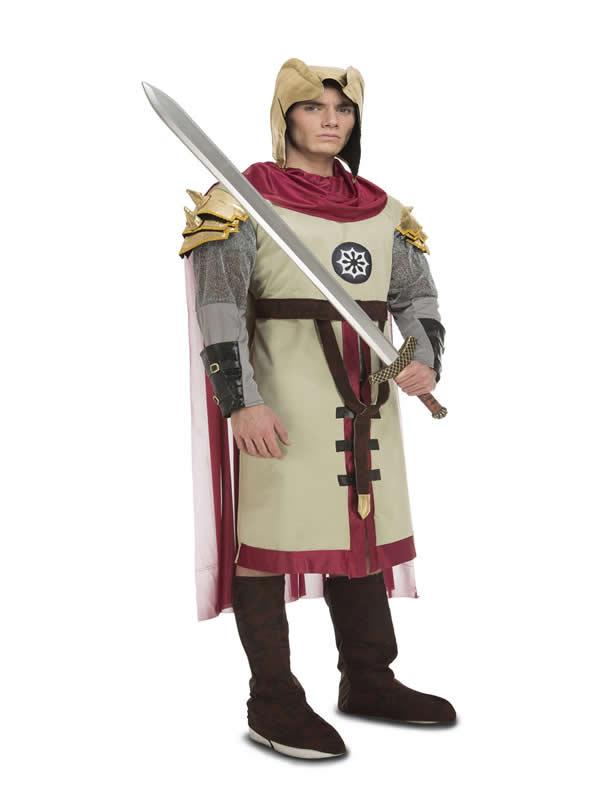 disfraz de guerrero tirso para hombre