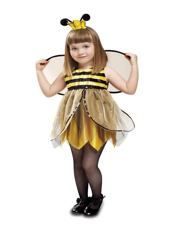disfraz de hada abeja niña