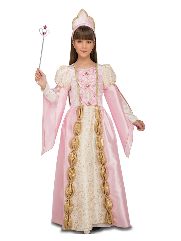 disfraz de hada de la corte para niña