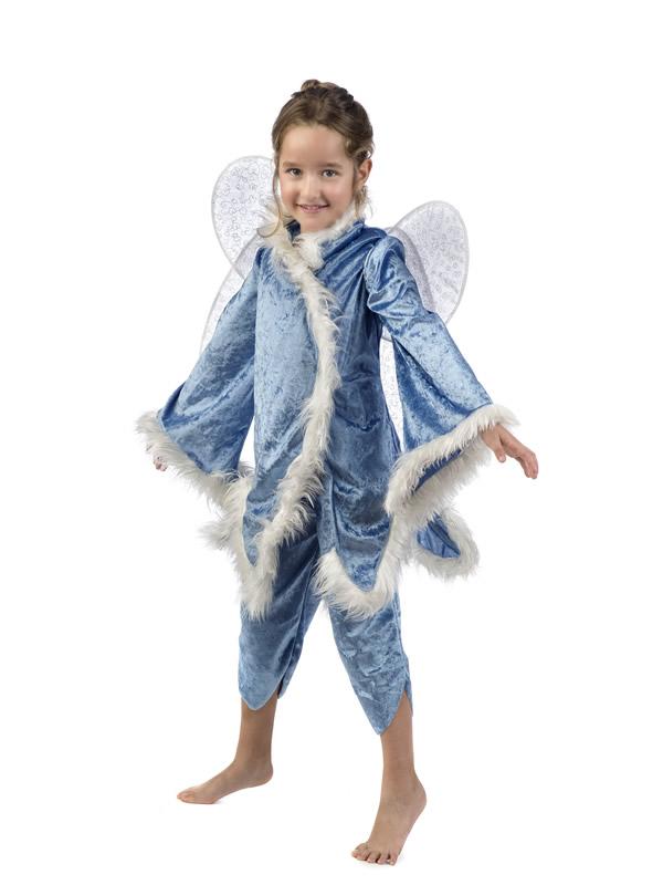 disfraz de hada del hielo para nina MI092 - Las Mejores Ideas para Regalar Disfraces Infantiles en Navidades