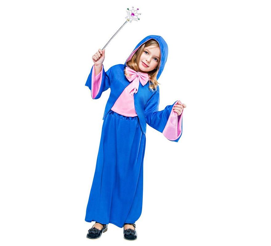 disfraz de hada madrina niña